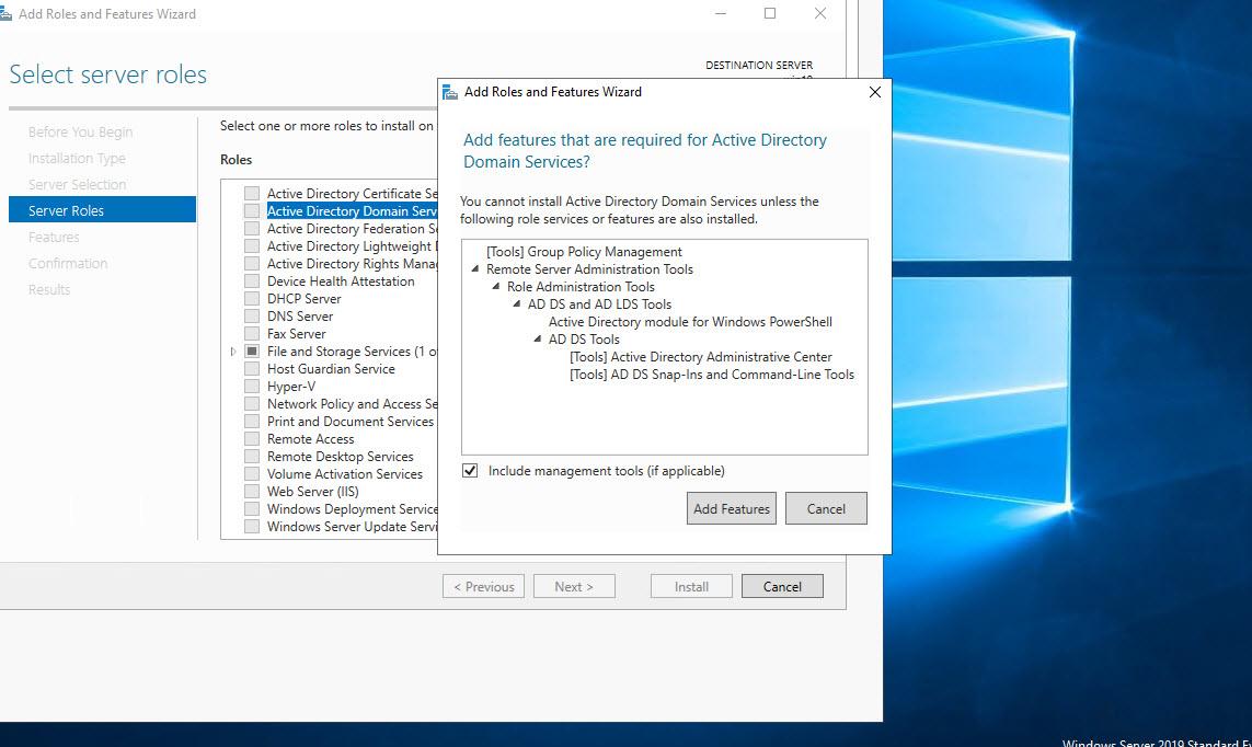 windows server 2019 active directory | Blog's - IT