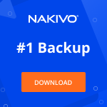 NAKIVO- Office 365 için Backup & Restore