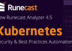 Runecast Analyzer 4.7.5 Kubernetes Security
