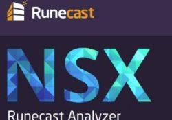 Runecast Analyzer – NSX-T